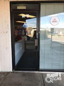 office door signs in Denver