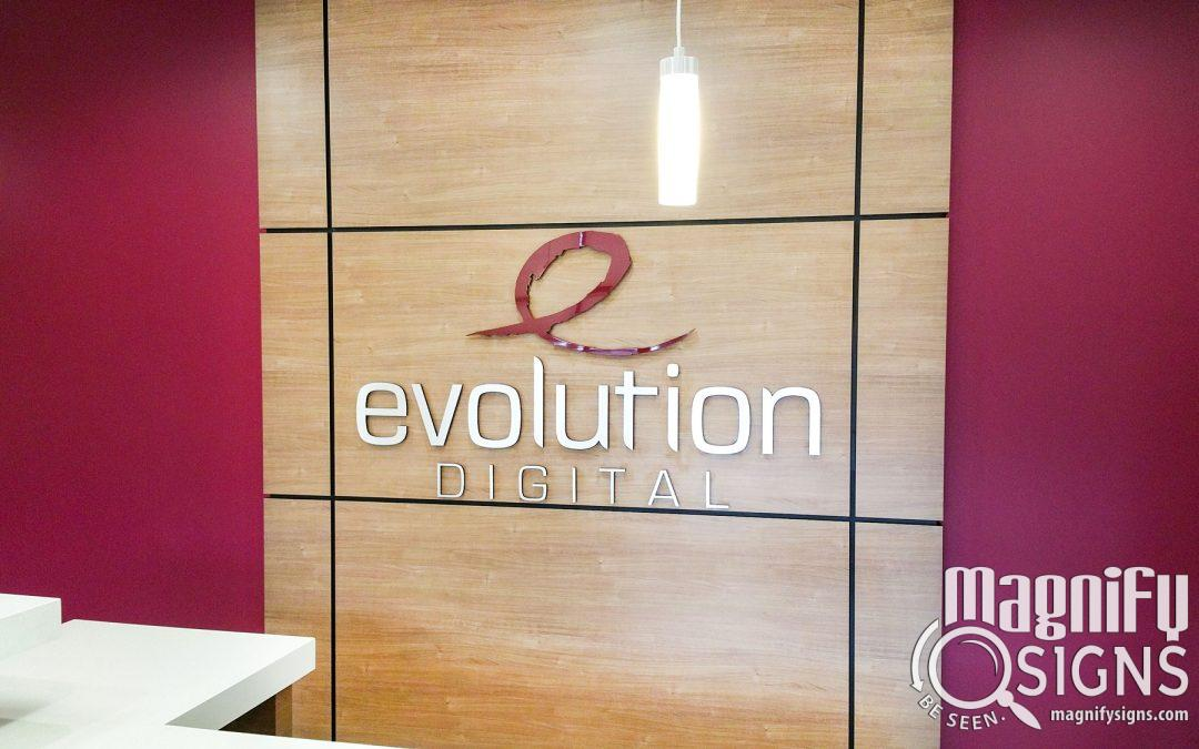 You've Found the Perfect Office Space! Now You Need a Custom Lobby Sign!