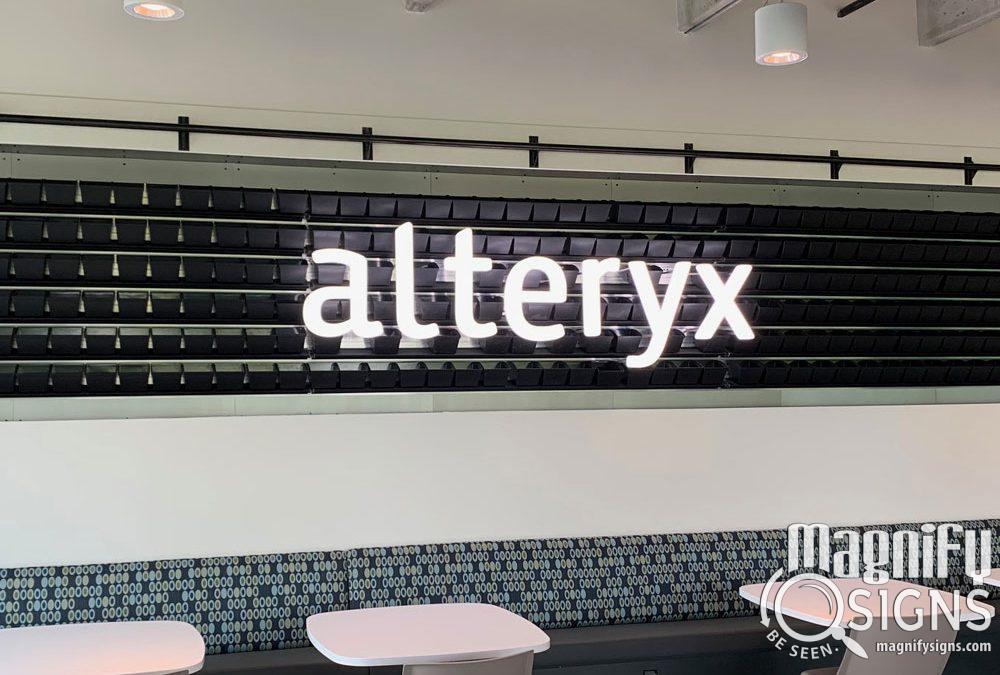 Exterior & Interior Wayfinding Signage Your Business Needs
