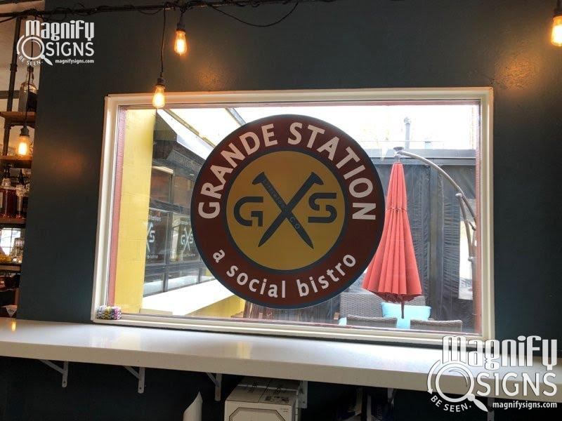Restaurant Signage | MagSigns: expert signage services